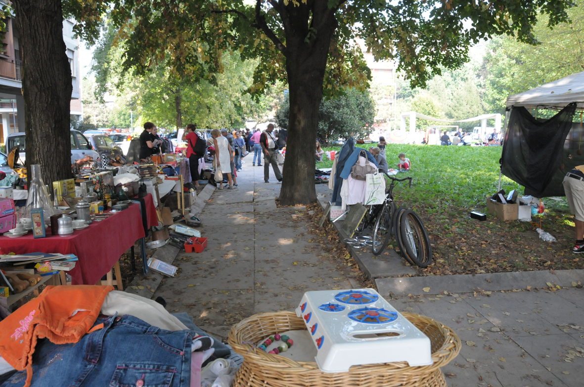 mercatino di settembre 2014